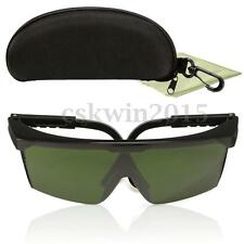 360nm-1064nm Laser Protection Goggles Glasses IPL-2 OD+4D For Laser ! NEW h