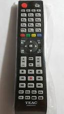 TEAC  New Original TV Remote Control Model 240602000541 LET3296FHD LET3996FHD