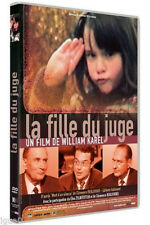 17914 // LA FILLE DU JUGE DVD NEUF FILM CHOC MEILLEUR DOCUMENTAI