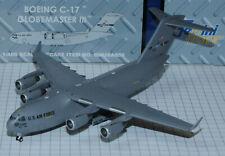 """GEMINI JETS 1/400 Boeing C-17 USAF """" STEWART """" 10188"""
