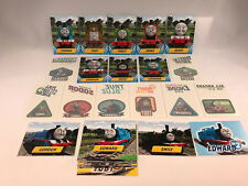 THOMAS THE TANK ENGINE & FRIENDS Complete Card Set STICKERS TATTOOS & POP-OUTS