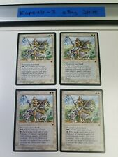 4x Order of Leitbur (Version B) | Fallen Empires | MTG Magic The Gathering Cards