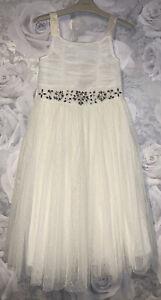 Girls Age 8 (7-8 Years) Next Signature Beautiful Dress