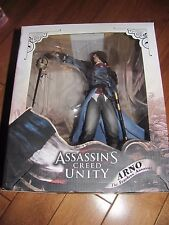 Assassin's Creed Unity ARNO The Fearless Assassin PVC Statue NEW
