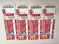 4 2005 NLCS Game 4 Tickets St Louis Cardinals 3 Diamond Box 1 Terrace
