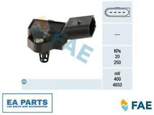 Sensor, intake manifold pressure for AUDI BENTLEY SEAT FAE 15026