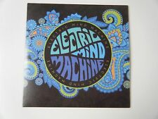 ELECTRIC MIND MACHINE RARE PROMO RELEASE CD ALBUM BAD REPUTATION RECORDS 2015