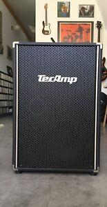 TecAmp Bassbox S 210-8