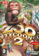 Zoo Tycoon 2 - Jeu PC - Version Française - Microsoft Game Studios