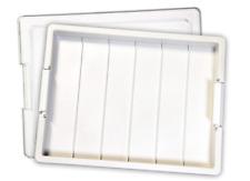 Darice Elizabeth Ward Bead Storage Solutions: 2-Piece Tray, Empty Craft and Lid