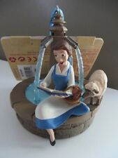 New DISNEY STORE Beauty and The Beast Singing BELLE Sketchbook Ornament