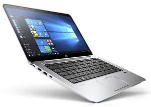 "HP EliteBook 1030 G1 13.3"" 3200x1800 m7 Intel CPU faster than i7 16GB 512GB"