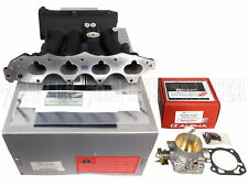 Skunk2 Pro Intake Manifold + 70mm Throttle Body for Dc Integra Gsr B18C1 (Black)