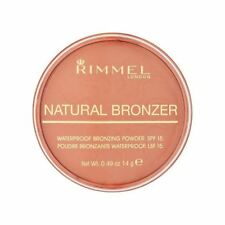 Rimmel Natural Bronzing Powder Sun Glow 25 (Pack of 4)