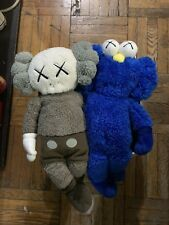 KAWS SEEING / WATCHING 16 inch Limited Plush KAWSONE BFF Companion DISSECTED