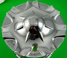 BACCARAT CENTER CAP#C1120-CAP CHROME  WHEELS  CENTER CAP