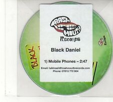 (FU899) Black Daniel, Mobile Phones - DJ CD