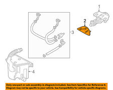 JAGUAR OEM 97-06 XK8 Headlamps-Washer Jet Nozzle Cover  LH LJA7055FA
