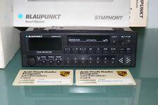 PORSCHE 911 964 Radio Blaupunkt Symphony M-328 964.645.101.00 +2 Code Karten OVP