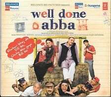 WELL DONE ABBA - BRAND NEW BOLLYWOOD SOUNDTRACK CD - FREE UK POST