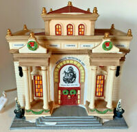Dept 56 Heritage Village HERITAGE MUSEUM OF ART 58831 Christmas in the City 2175