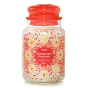 Yankee Candle Discovery Scent Of The Year 2021 Large Jar Brand New