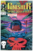 PUNISHER WAR JOURNAL #20 21 22 23 NM, Carl Potts, Tod Smith, 1988, more in store