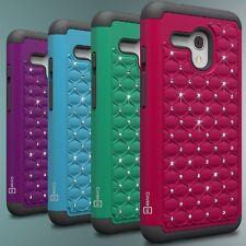 For Alcatel OneTouch Fierce XL / Flint / Pixi Glory Case - Diamond Phone Cover