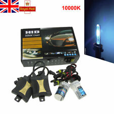 H7 55W 10000K HID Conversation Headlight Kit Xenon Lamp Slim Ballast CANBUS UK