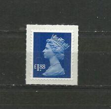 Great Britain  Machin £1.88 OFNP SA 2B De La Rue Code MA13 SG U2936 MNH