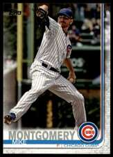 2019 Topps Series 2 Mike Montgomery #502