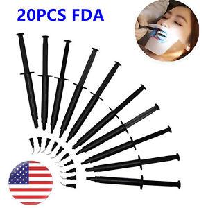 20PC 3ml Gingival Gum Protector liquid dam Before Teeth Whitening FDA MSDS