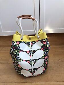 Orla Kiely Flower Bloom Large Duffle Bag BNWT