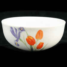 """JUST CUT Block Spal Cereal Soup Bowl 5.25"""" NEW NEVER USED Porcelain Portugal"""
