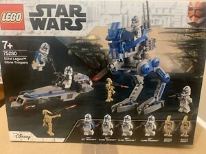 LEGO STAR WARS - 501st Legion™ Clone Troopers - 75280 - BNISB - BNE Seller