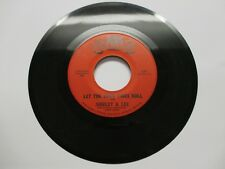 "SHIRLEY & LEE ""LET THE GOOD TIMES ROLL & KEEP LOVIN ME"" WARWICK 581 RARE R&B 61'"