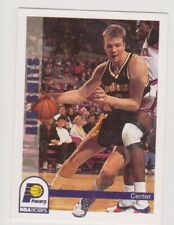 1992-93 Hoops #95 Rik Smits Indiana Pacers