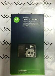 Brand New Original Motorola BT60 Battery For V1050 V1075 E1070 C168 - Bargain