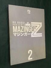 DYNAMIC D/BOOKS MAZINGA vol 2 senza sovra copertina GO NAGAI PRESENTS 2013