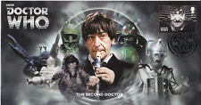 2013 Dr Who (Stamps) - Scott 2nd Doctor Official (Unsigned)