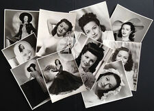 MARGARET LOCKWOOD Arthur Rank FASHION Costume MODE UK Actress 10 Photos 1947