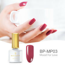 6ml BORN PRETTY UV Gel Nail Polish Pale Mauve Color Series Soak Off BP-MP03