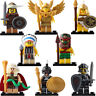 The Natives - Aborigines Ares Chief Hun Warrior Lego Moc Minifigure Toys Gift