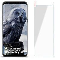 Film Blindé de Verre pour Samsung Galaxy S9 Dur Protection D' Écran