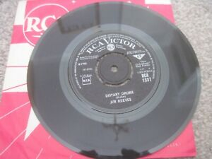 JIM REEVES Distant Drums  1966  RCA VICTOR   near mint