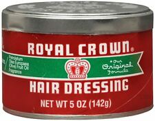 Royal Crown Hair Dressing 5 oz (Pack of 2)