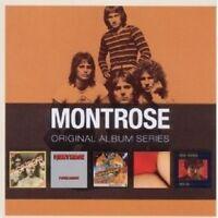MONTROSE - ORIGINAL ALBUM SERIES 5 CD ROCK NEU