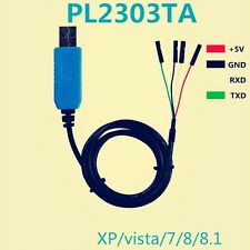 1X PL2303TA USB TTL to RS232 Converter Serial Cable module for win XP 7 8 8.1
