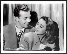Joan Blondell Dick Powell Original 1940 Doubleweight Paramount Portrait Photo
