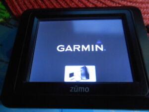 Motorrad-Auto NAVI-Garmin Zümo 210,Europa 2021.Bluetooth.